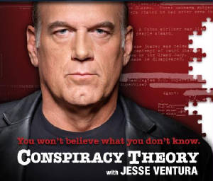Image of Jesse Ventura's Conspiracy Theory Show