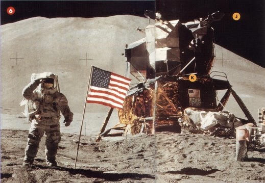 Real Moon Landing Hoax